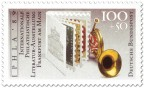 Stamp: Briefmarkenheft Posthorn Philatelie