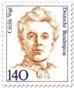 Stamp: Cécile Vogt (Neurologin)