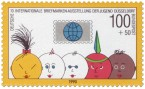 Stamp: Briefmarke für die Jugend