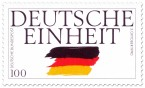 Stamp: Deutsche Einheit 3 Oktober 1990