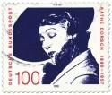 Stamp: Käthe Dorsch