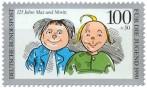 Stamp: Max Moritz