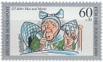 Stamp: Witwe Bolte (Max & Moritz)