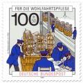 Stamp: Paketpostamt 1900