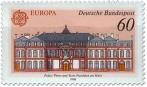 Stamp: Palais Thurn und Taxis Frankfurt/Main