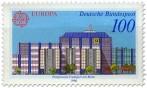 Stamp: Postgiroamt Frankfurt/Main