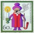 Stamp: Räuchermännchen (Kunsthandwerk)