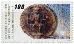 Stamp: 750 Jahre Frankfurter Messeprivileg