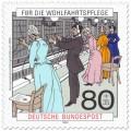 Stamp: Telefon Vermittlungsstelle