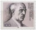 Stamp: Wilhelm Leuschner (1990)