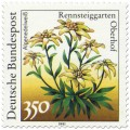 Stamp: Alpenedelweiss