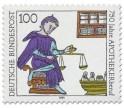 Stamp: Apotheker 750