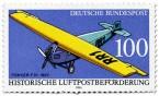 Stamp: Fokker F 3 1922