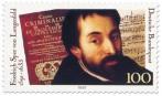 Stamp: Friedrich Spee von Langenfeld