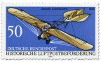 Stamp: Grade Eindecker 1909