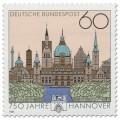 Stamp: Hannover 750