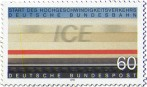 Stamp: Ice Start Schnellzug