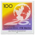 Stamp: ITB Berlin (Briefmarke)