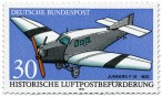 Stamp: Junkers F13 1930
