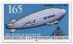Stamp: Luftschiff Zeppelin LZ 127, 1928