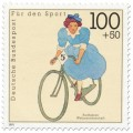 Stamp: Radfahren Frauen Wm
