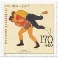 Stamp: Ringen Männer (EM 1991)