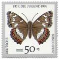 Stamp: Schmetterling Großer Eisvogel
