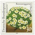 Stamp: Schweizer Mannsschild (Blume)