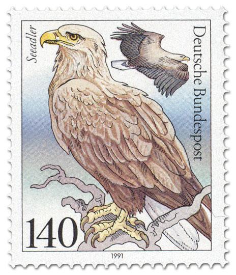 Stamp: Seeadler