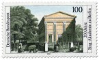 Stamp: Sing Akademie Berlin (200 Jahre)