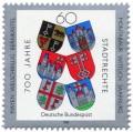 Stamp: 700 Jahre Stadtrechte
