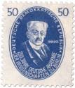 Stamp: Adolf von Harnack (Theologe)