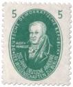 Stamp: Alexander von Humbold (Naturforscher)