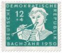 Stamp: Griechischer Hirte mit Doppelflöte