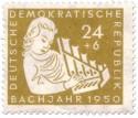 Stamp: Mädchen mit Handorgel aus dem Mittelalter