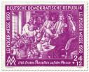 Stamp: Meissener Porzellan auf Ostermesse