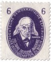 Stamp: Theodor Mommsen (Historiker)
