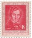 Stamp: Albert Lorzing (Komponist)