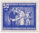 Stamp: Bauleitung (Aufbauprogramm Berlin)