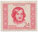 Stamp: Nicolai Gogol (Dichter)