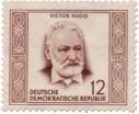 Stamp: Victor Hugo (Schriftsteller)